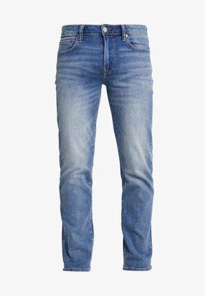 ORIGINAL DARK WASH - Straight leg jeans - medium bright indigo