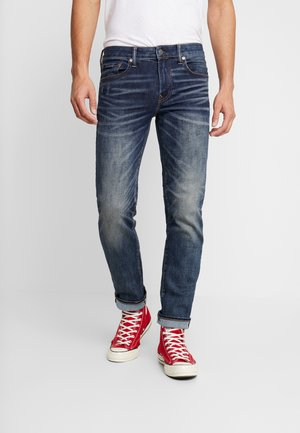 ORIGINAL STRAIGHT  - Jean droit - dark vintage