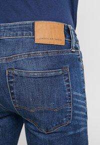 American Eagle - Jeans slim fit - dark wash - 5