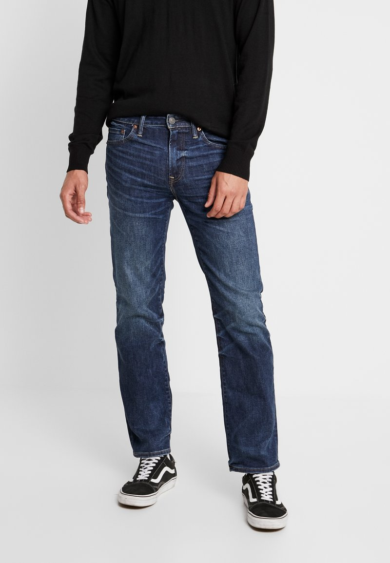 American Eagle - ORIGINAL BOOT - Jean bootcut - dark-blue denim
