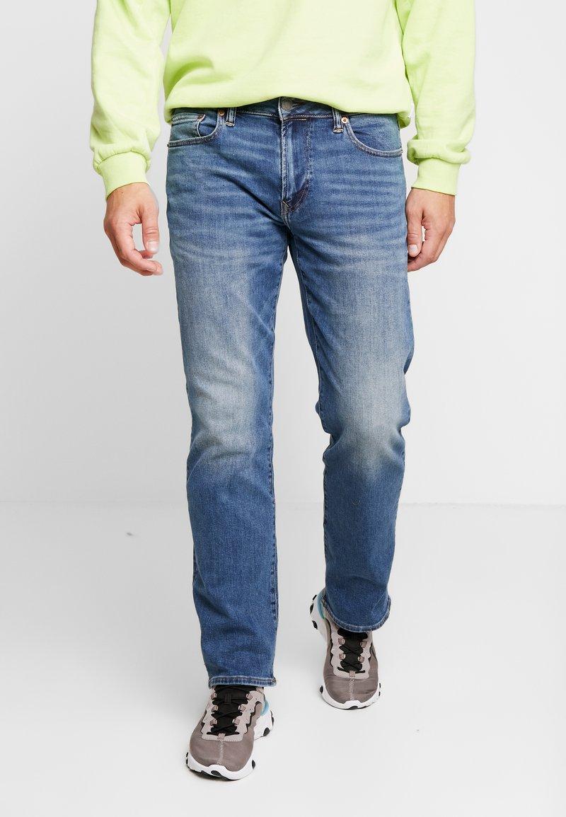 American Eagle - ORIGINAL - Jeans Bootcut - dark wash