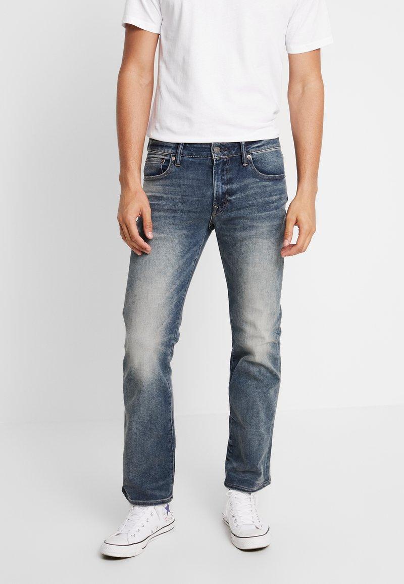 American Eagle - ORIGINAL - Jeans Bootcut - medium tinted indigo