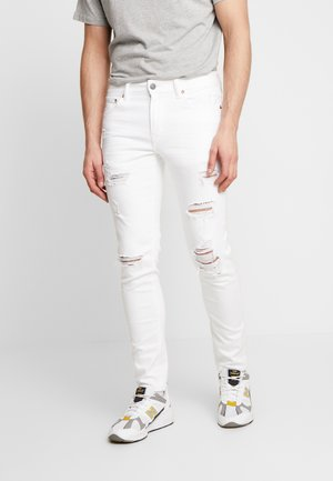 DESTROYED - Jeans Skinny - white