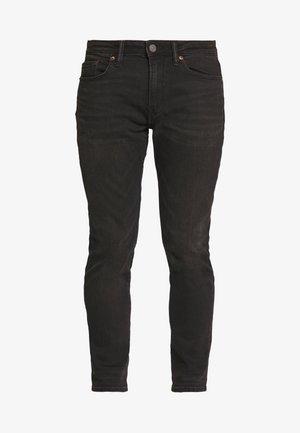 Slim fit -farkut - black wash