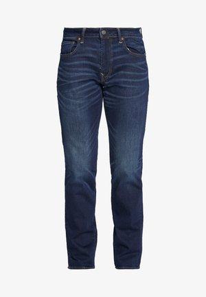 Slim fit jeans - dark rich indigo