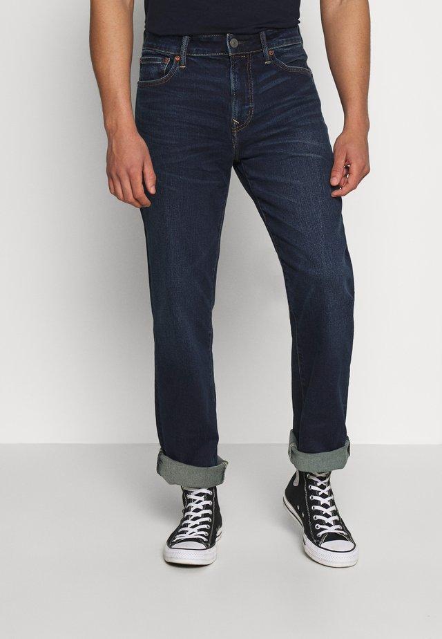RIGID ORIGINAL - Jeans Bootcut - dark indigo wash