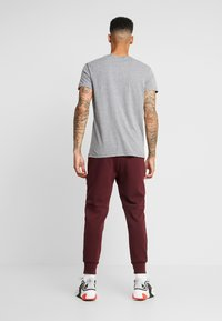 American Eagle - AUGUST VALUE - T-shirts med print - gray - 2