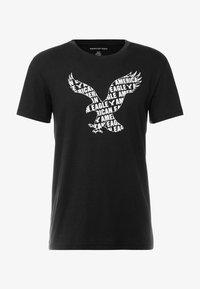 American Eagle - AUGUST VALUE - T-shirt imprimé - black - 4