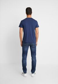 American Eagle - BITESTITCHING CLASSIC FIT - T-shirt con stampa - navy - 2