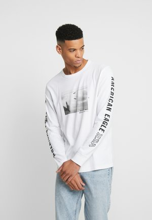 OLD ENGLISH - Long sleeved top - air white
