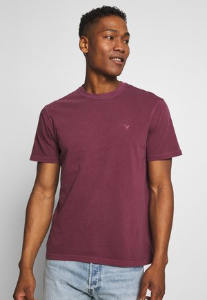 BUTLER  EAGLE - T-shirt - bas - burgundy