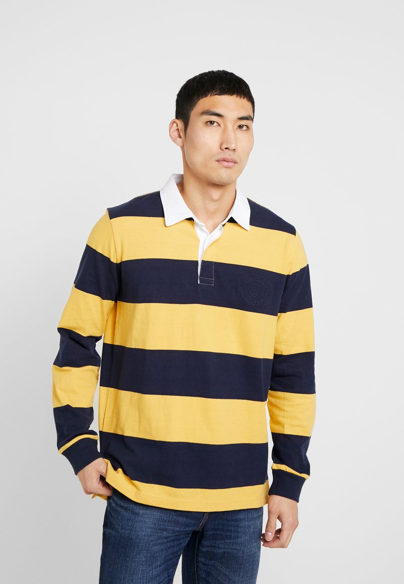 American Eagle - RUGBY - Polo - yellow
