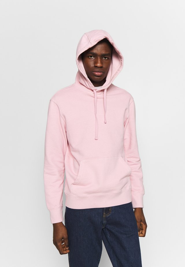 TRANS DIESEL - Jersey con capucha - pink