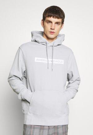 POPOVER - Hoodie - gray