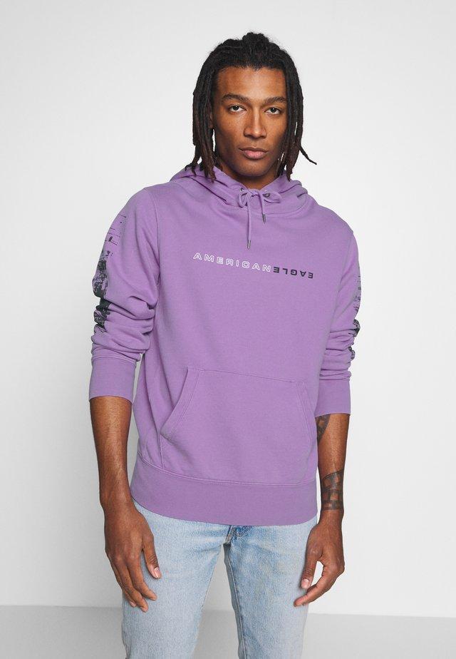 ACID WASH  - Luvtröja - purple