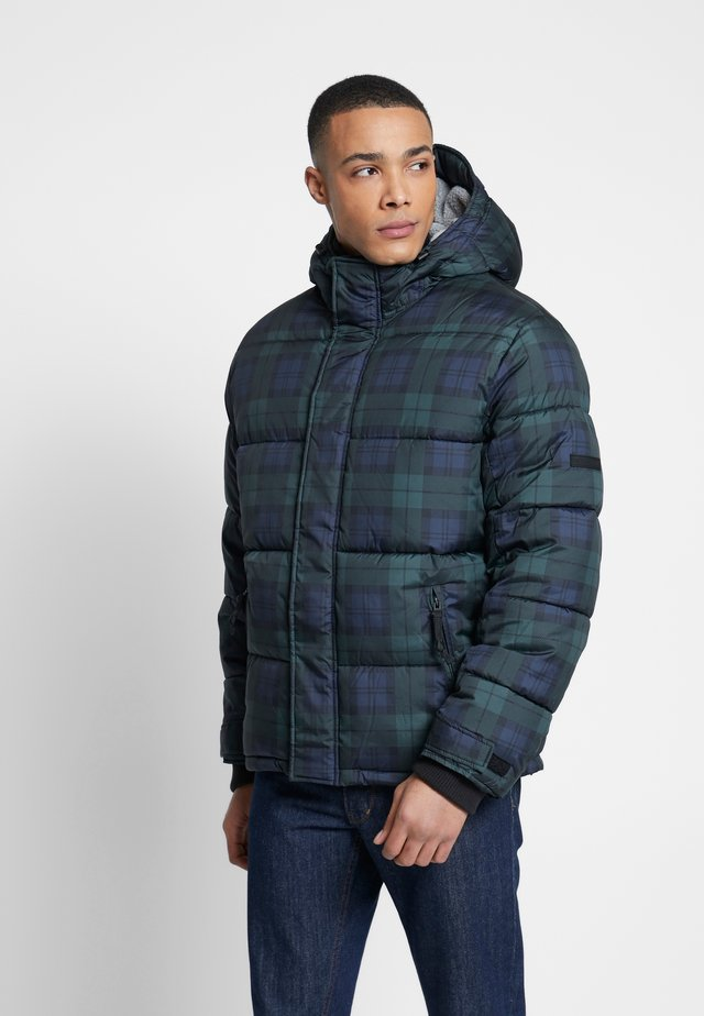 ELEVATED PUFFER - Winterjacke - green