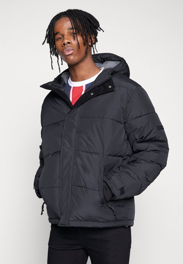 ELEVATED PUFFER - Winterjacke - black