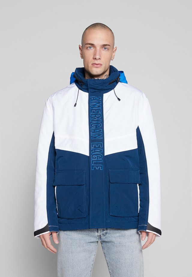 GRAPHIC SKI  - Übergangsjacke - white