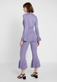 Alice McCall - LOVE PANT - Trousers - lavender - 2