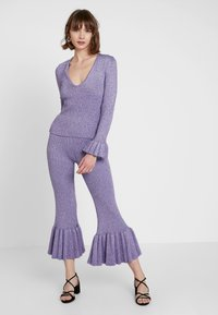 Alice McCall - LOVE PANT - Trousers - lavender - 1
