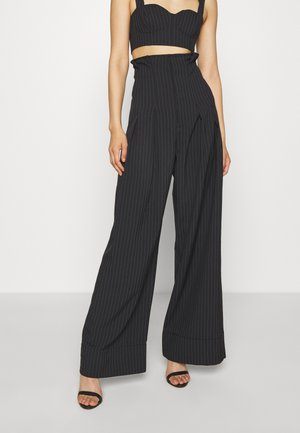 WUTHERING HEIGHTS PANT - Kalhoty - black