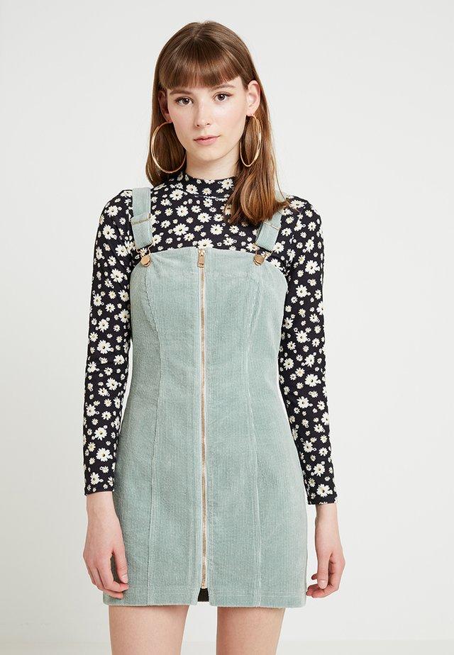 HELLO IT'S ME DRESS - Day dress - sage