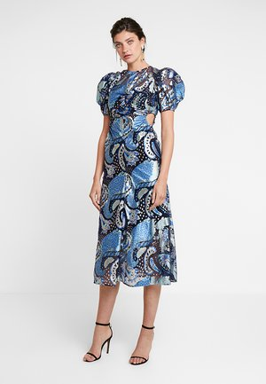 FLORETTE DRESS - Galajurk - royal