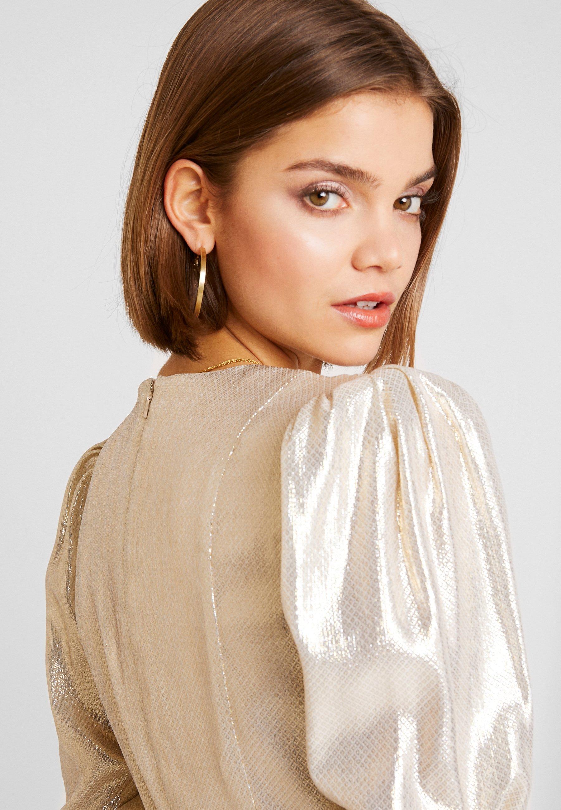Alice McCall ASTRAL - Vestito elegante gold