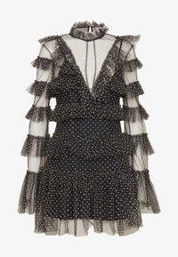 Alice McCall - TOKYO MINI DRS - Koktejlové šaty/ šaty na párty - black - 4