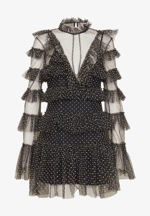TOKYO MINI DRS - Koktejlové šaty/ šaty na párty - black