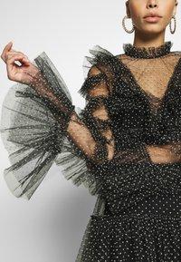 Alice McCall - TOKYO MINI DRS - Koktejlové šaty/ šaty na párty - black - 5