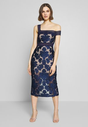 MAGIC MIDI - Cocktail dress / Party dress - indigo
