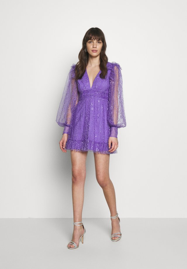 FLOYD MINI  - Cocktailjurk - violet
