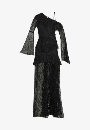 SHADOW LOVE GOWN - Robe de cocktail - black