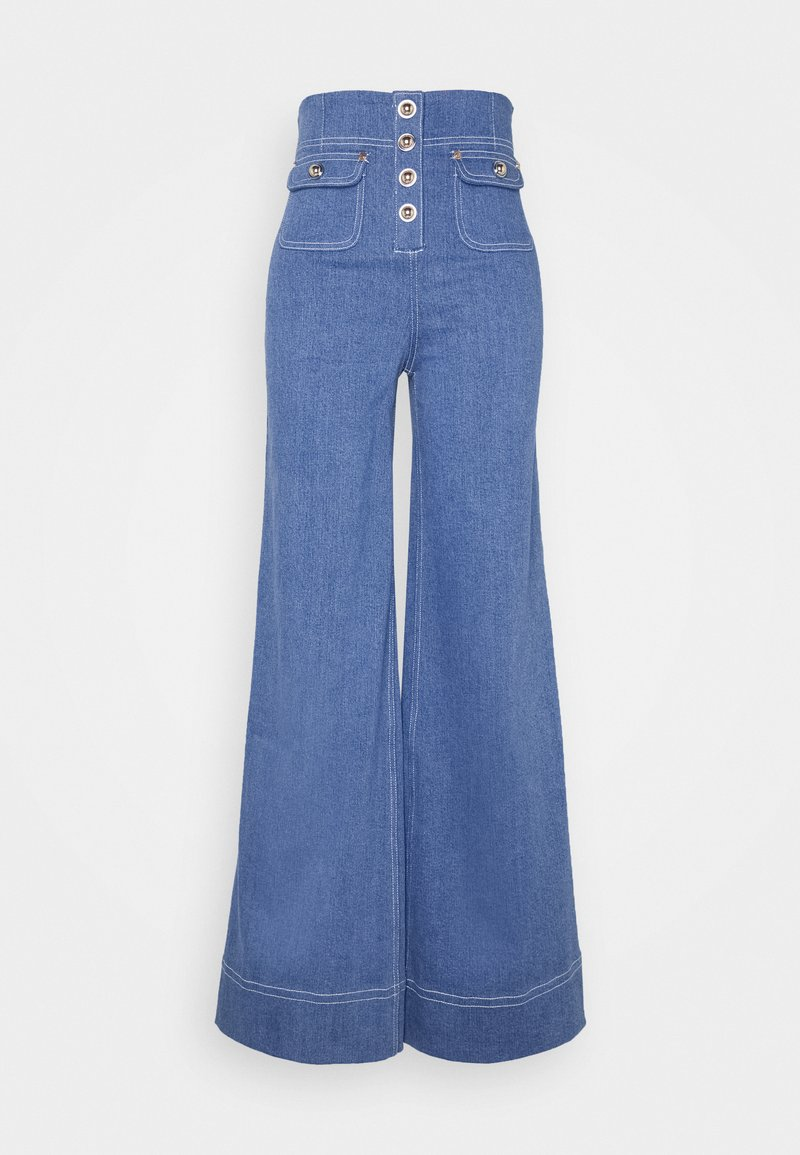 Alice McCall - WOODSTOCK PANT - Flared Jeans - denim