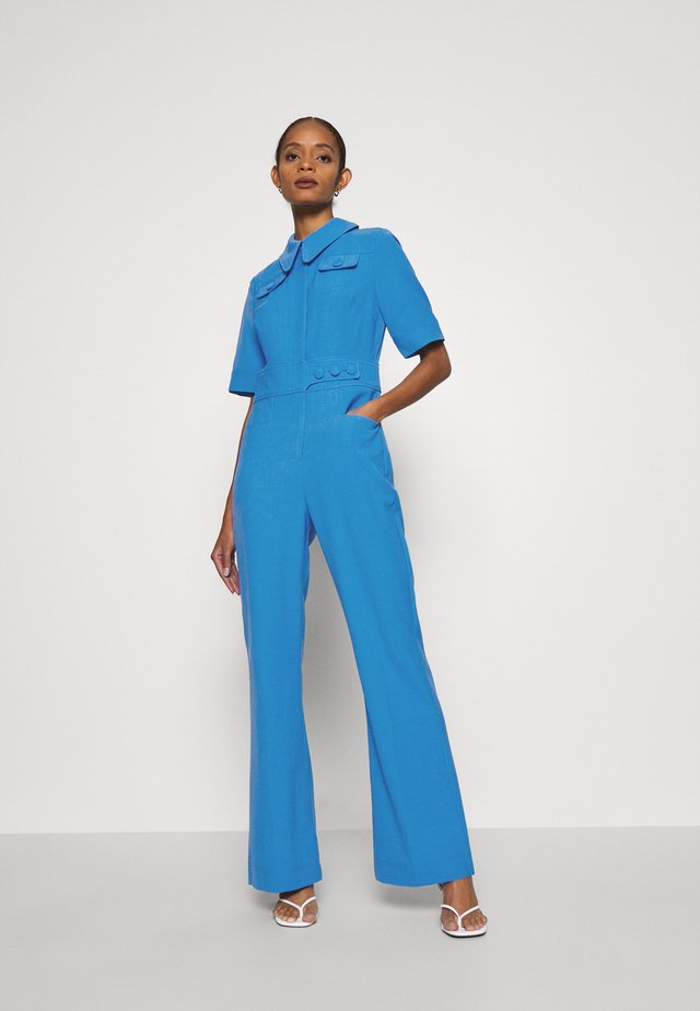LITTLE JOURNEY  - Jumpsuit - cerulean