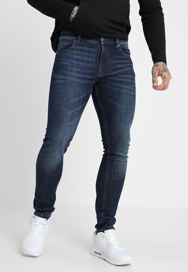 KEES - Jeans Skinny Fit - true blue