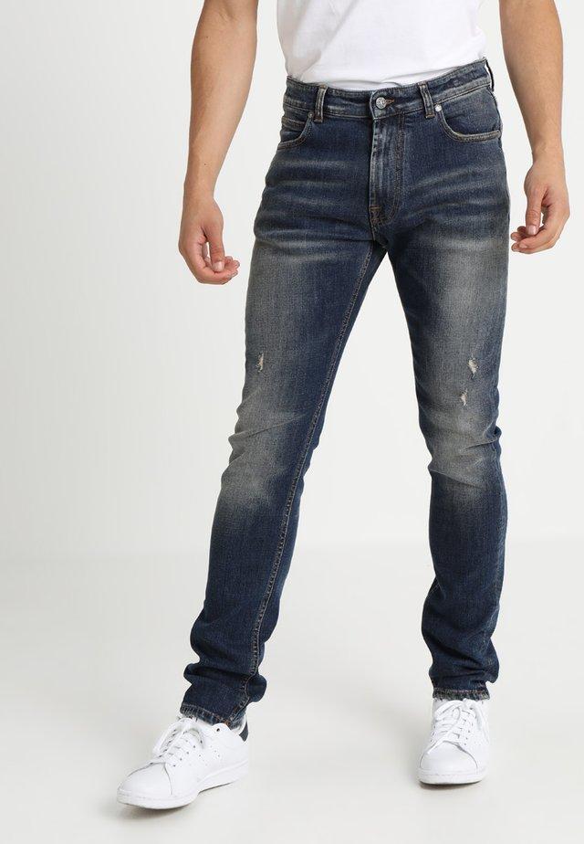 KEES - Jeans slim fit - vintage blue