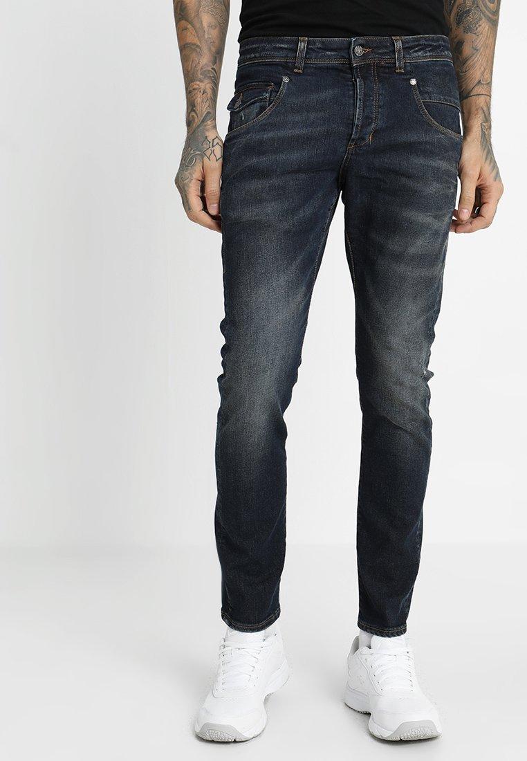 Amsterdenim - JOHAN - Jeans Straight Leg - deep blue