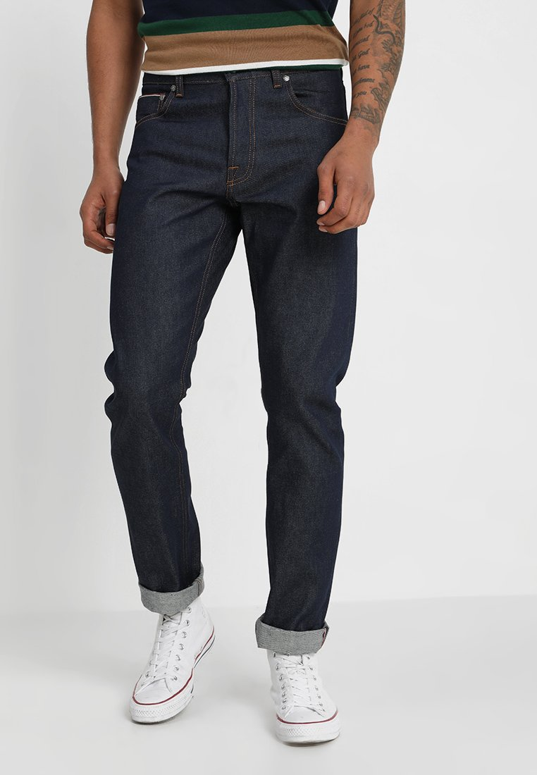 Amsterdenim - REMBRANDT - Jean boyfriend - pure royal blue