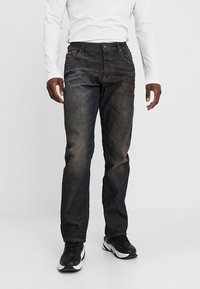 Amsterdenim - REMBRANDT - Jeans Relaxed Fit - hand-tanned - 0
