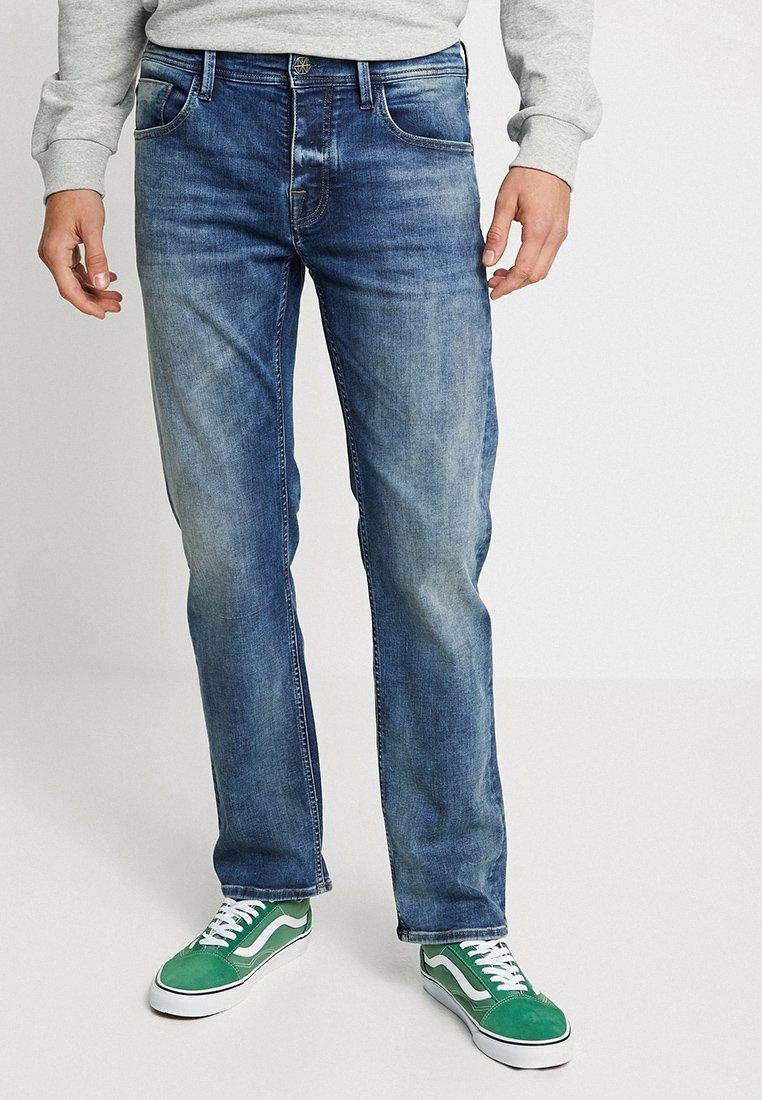 Amsterdenim - KLAAS - Jeans a sigaretta - oud blau