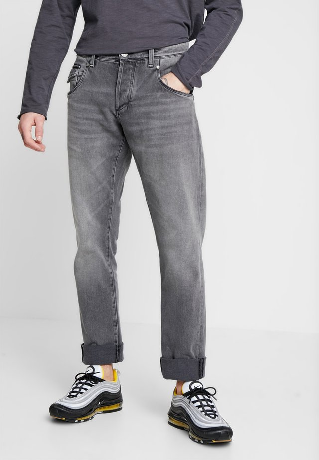 JOHAN - Jeans Straight Leg - betondorp