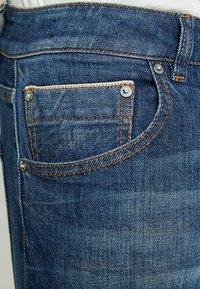 Amsterdenim - REMBRANDT - Jeans Straight Leg - blue denim - 3