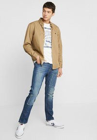 Amsterdenim - REMBRANDT - Jeans Straight Leg - blue denim - 1