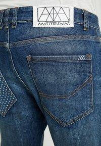 Amsterdenim - REMBRANDT - Jeans Straight Leg - blue denim - 5