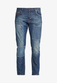 Amsterdenim - REMBRANDT - Jeans Straight Leg - blue denim - 4
