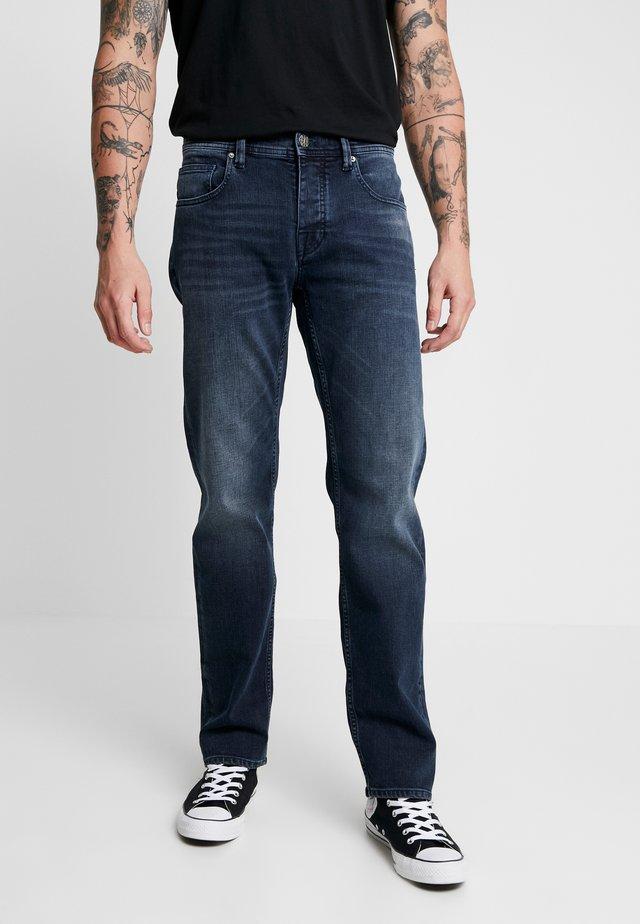 KLAAS - Jeans Straight Leg - diep water
