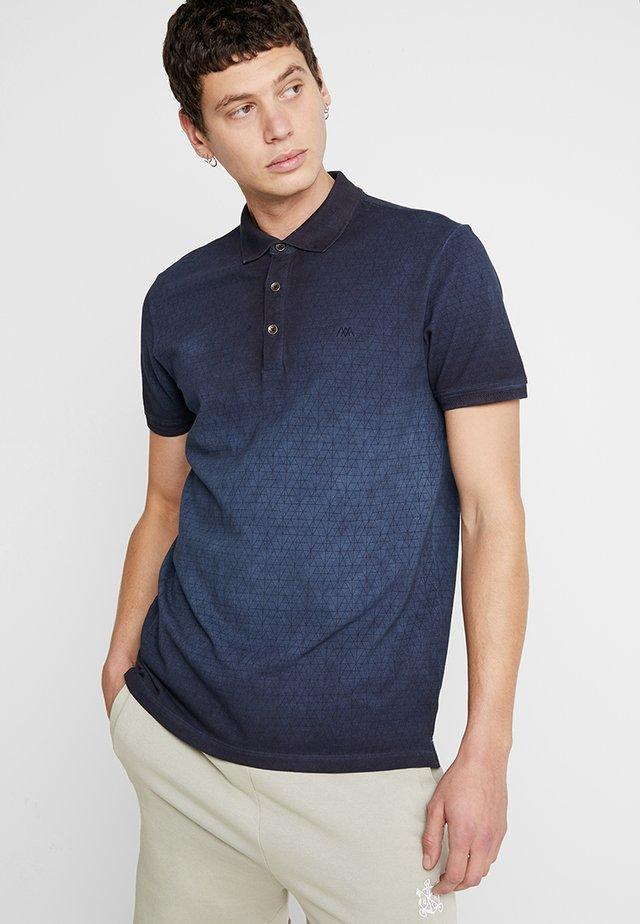 RIJKMAN - Poloshirt - navy blue