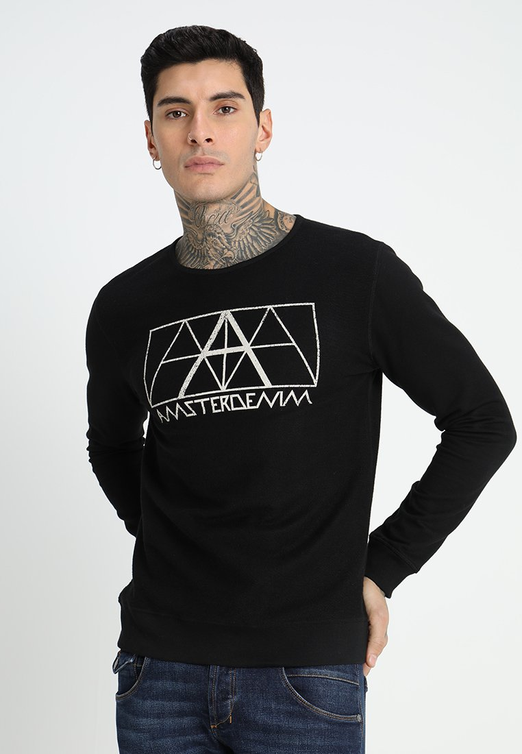 Amsterdenim - CREWNECK - Sweater - black